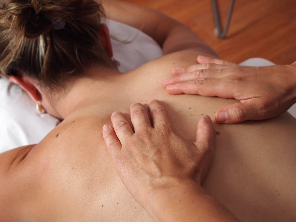 Massage in Den Haag